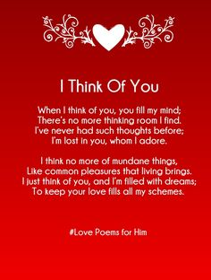 Long Distance Love Poems for Her with Pictures | Love ...