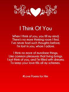 rhyming love poems for boyfriend