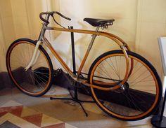 """Bicyclette """"La Souplette"""" 1895 by catluc55, via Flickr"""