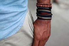 Wristband.
