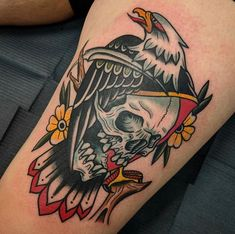 Search inspiration for an Old School tattoo. Traditional Nautical Tattoo, Traditional Eagle Tattoo, Traditional Panther Tattoo, Traditional Tattoo Old School, Traditional Tattoo Design, Traditional Flash, Traditional Japanese, Grey Ink Tattoos, Hand Tattoos