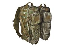 Tactical Gear and Military Clothing News : A-TACS and MultiCam plan-b™ Sling Pack