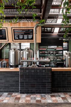 Freo Social Architect and Interior Design, Fremantle Beer Garden, Garden Cafe, Brewery Design, Home Brewery, Retail Fixtures, Timber Structure, Tap Room, Beer Bar, Hospitality Design