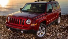 2017 Jeep Patriot - exterior