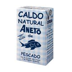 Spanish Fish Broth by Aneto: Buy Spanish Fish Broth by Aneto Online, Read Reviews at igourmet.com