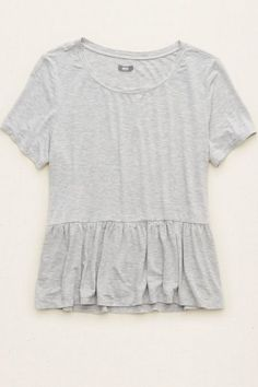Aerie Babydoll Tee--I LOVE THIS..i want one in every color?
