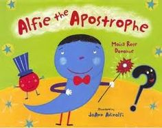 Life in First Grade: Alfie the Apostrophe