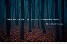 Henry David Thoreau - Awesome quote