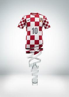 Croácia - Hrvatska - Croatia Shirt HOME Euro Copa 2012 - uniforme - futebol  - football ae33ec85b662b