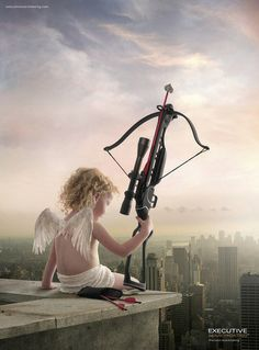 Cupid had to get some sniper training this #ValentinesDAy to hit his targets