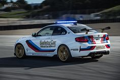 BMW Replaces Audi as Official Safety Car Supplier for 2017 Le Mans - http://www.bmwblog.com/2017/03/10/bmw-replaces-audi-official-safety-car-supplier-2017-le-mans/