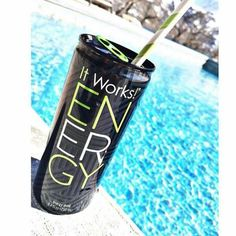 "Who's ready for an energy drink that doesn't make you crash or feel jittery?! Try ""ItWorks Energy"" at https://mooreforyou.itworks.com ☺"