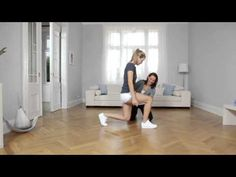 Fit Club - lunges | NIVEA Fit Club | On The Go Exercises | Legs