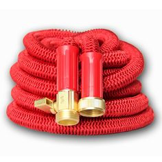 Amazon.com : Best 100' Expanding Hose, Strongest Expandable Garden Hose on the Planet. Solid Brass Ends, Double Latex Core, Extra Strength Fabric, 2016 design Fathers Mothers Day Gift : Patio, Lawn & Garden