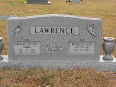 Deward Eugene Lawrence 1924-1998