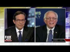 Bernie Sanders Laughs At Chris Wallace For Pretending Rich Haven't Done ...