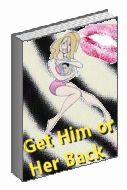 How To Get Your Ex Back    Find out how to have your ex come crawling back to you!  You don't have to be in this depression any longer! The ex who left you will be on his or her knees BEGGING to be taken back and asking for your forgiveness! And you will never have to worry about a break up again.