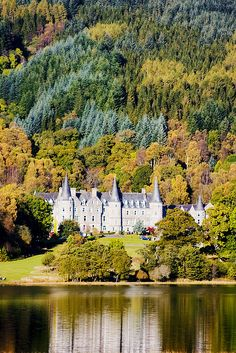 Tigh Mor, Loch AchrayStevenson, UK