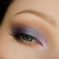 Duochrome Makeup Tutorial - Makeup Geek