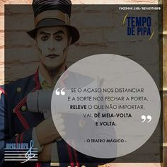 #TeatroMágico