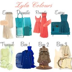 """Zyla Colours"" by never-never-land on Polyvore"