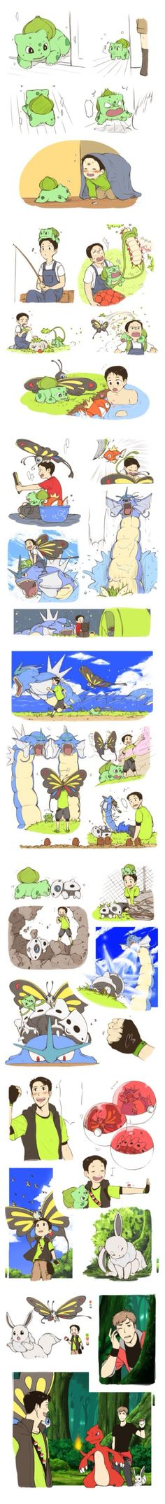 Pokémon and attack on titan crossover