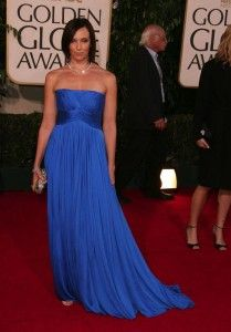 Toni Collette this color is amazing.