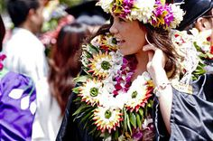 byu hawaii graduation lei | BYU-Hawaii Commencement: Visions past, present and future