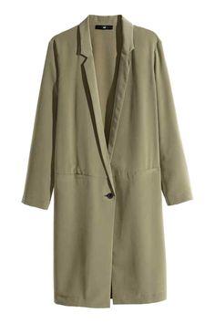 40 Blazer long | H&M