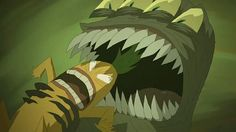 Warzywny horror Horror, Tigger, Plant Leaves, Disney Characters, Fictional Characters, Plants, Animals, Art, Art Background