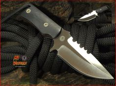 Relentless Knives M4 Wolverine Prototype 3