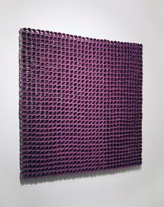 Clay Knit wall - Stine Jespersen - Ceramic artist