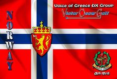 This Group is from Greece , but this qsl for Norway is Nice made