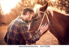 Image result for men+horse photography
