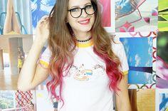 Cabelos Coloridos com Camila Rech