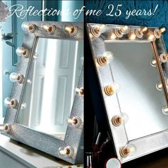 25th Silver Anniversary Giveaway! New blog out now! See how you can get your FREE Magnifique Mirror with our Silver Anniversary Promo! reflectionsofme.co.uk