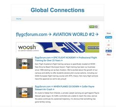 A place for anybody fascinated with flight to post and discuss links to news, events, tech, specs, pics, history, etc. Anything related to aircraft, airplanes, aviation and flying. Helicopters & rotorcraft, airships, balloons, parachutes & skydiving, paragliders, winged suits and anything that sustains you in the air.