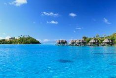 Vacations in Bora Bora and Tahiti