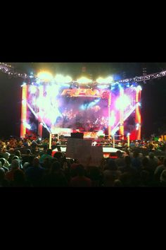 WWE Monday Night Raw!!! #LoveIt #BigFan