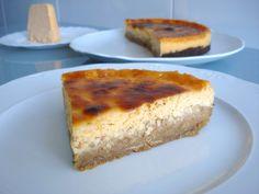 Tarta de Queso Afuega´l Pitu Roxu