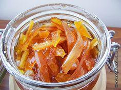 Coaja de portocala confiata Pickles, Carrots, Cabbage, Goodies, Food And Drink, Sweets, Vegetables, Drinks, Desserts