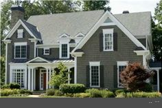 color combinations for exterior house - Google Search