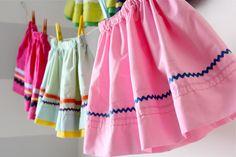 TUTORIAL: ¡Fiesta Skirts! for Cinco De Mayo | MADE. Nx