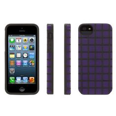 A shatterproof polycarbonate shell protects your iPhone from impacts as only polycarbonate can.