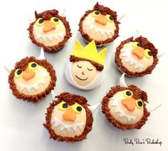 Where The Wild Things Are! | Baby Bea's Bakeshop