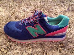 Zapatillas New Balance 574 Hombre Y Mujer Todos Los Talles!! - $ 1.299,00 en MercadoLibre