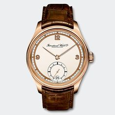 "mobile.iwc.com   –  PORTUGIESER HAND-WOUND EIGHT DAYS EDITION ""75TH ANNIVERSARY"""