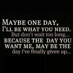 Maybe... but don't wait to long... you never know what might happen