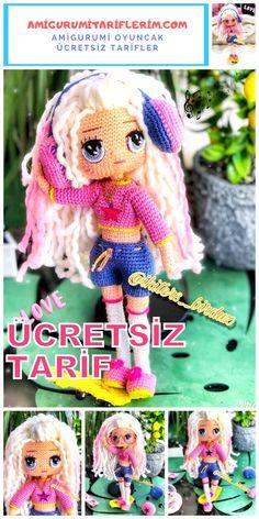 Crochet Dolls Free Patterns, Crochet Toys, Sensory Marketing, Beautiful Nature Wallpaper, Amigurumi Toys, Teddy Bear, Origami, Dolls, Amigurumi Doll