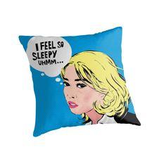 I feel so sleepy by singpentinkhepi